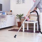 水虫除去の床掃除