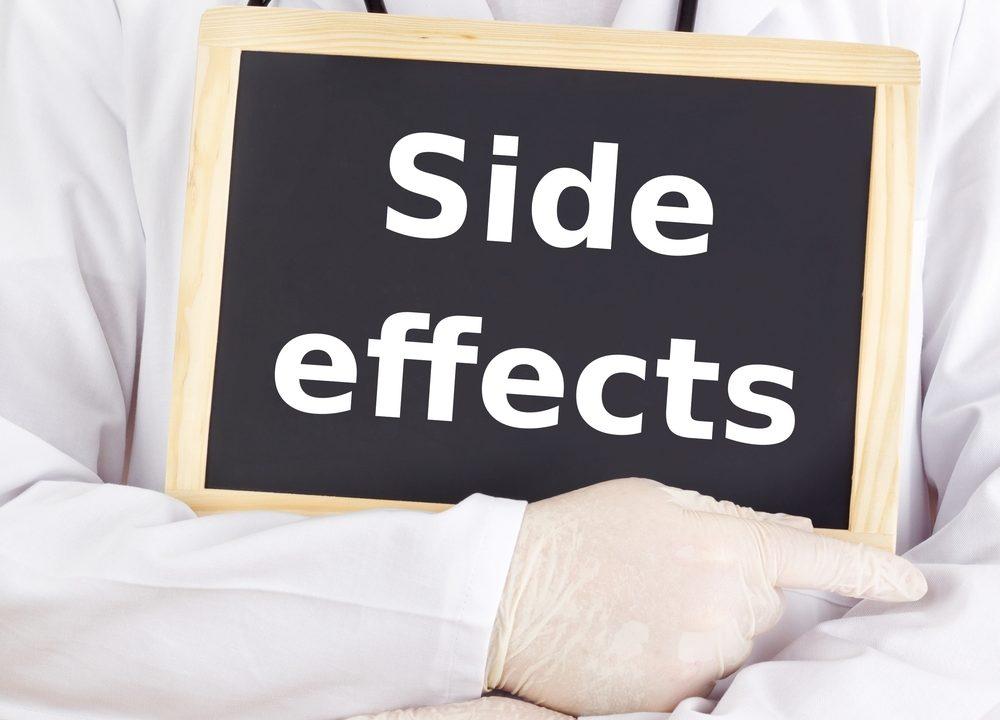 水虫薬の副作用