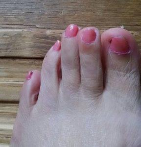 足爪の休日2