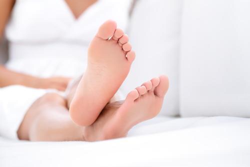 小水疱型水虫の治療
