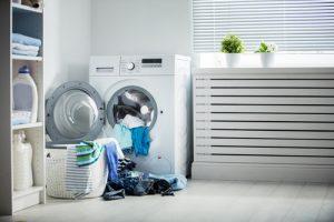 洗濯で白癬菌除去
