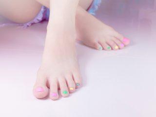 爪白癬のタイプ
